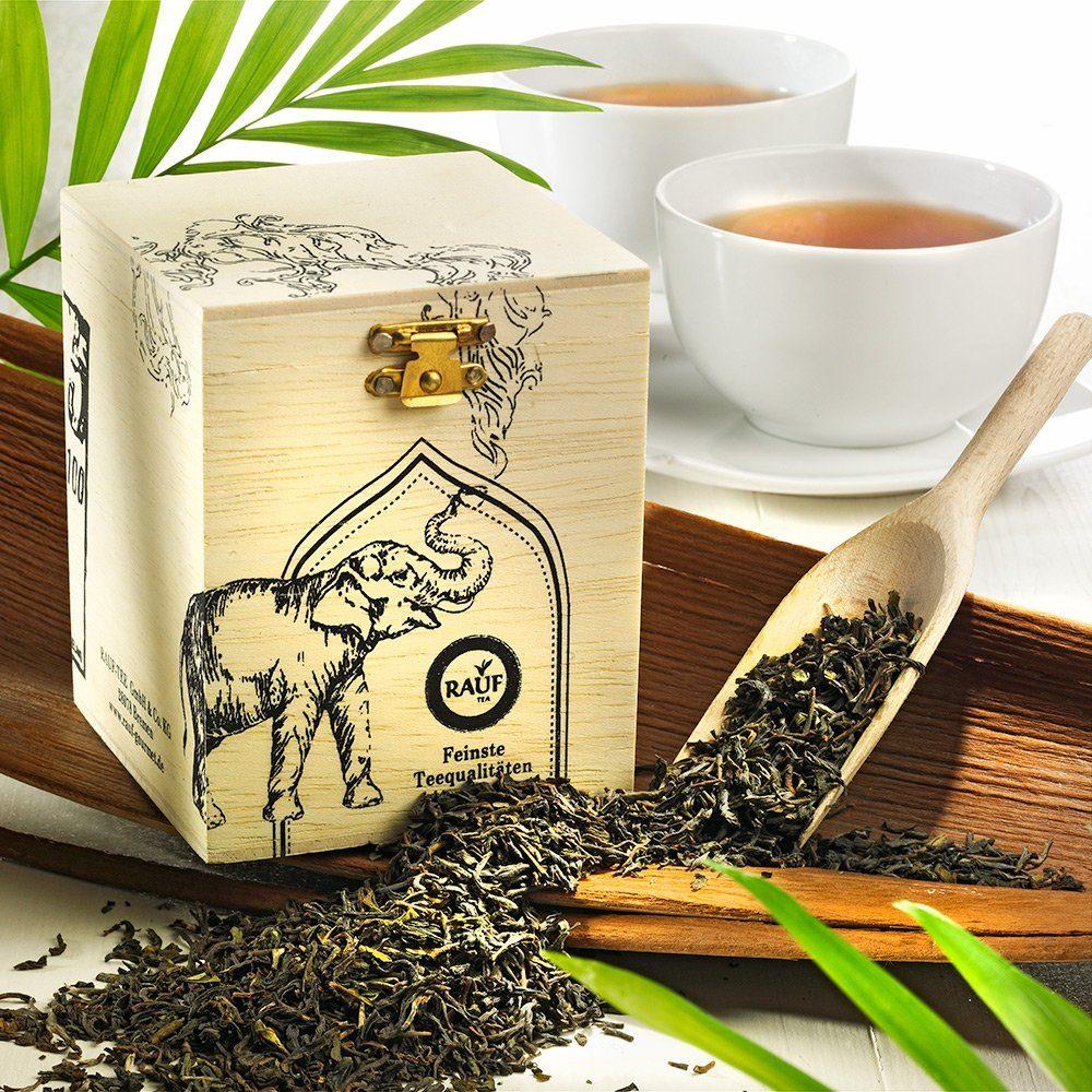 Rauf Tee Rauf Tee Schwarzer Tee Darjeeling Blend Bio