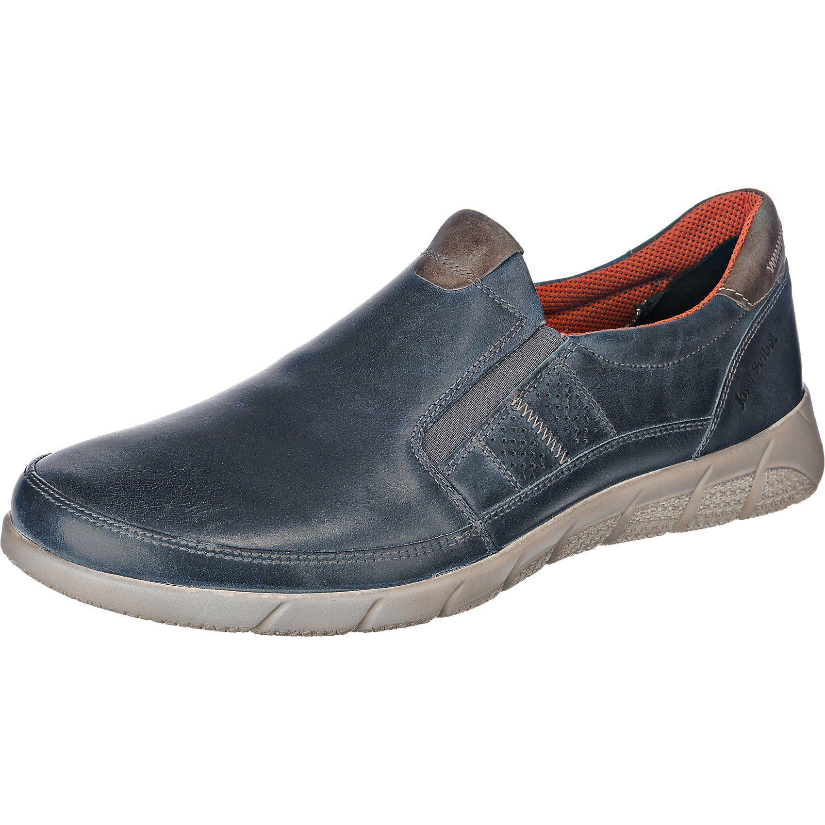 Josef Seibel Cliff 07 Komfort-Slipper kaufen  blau