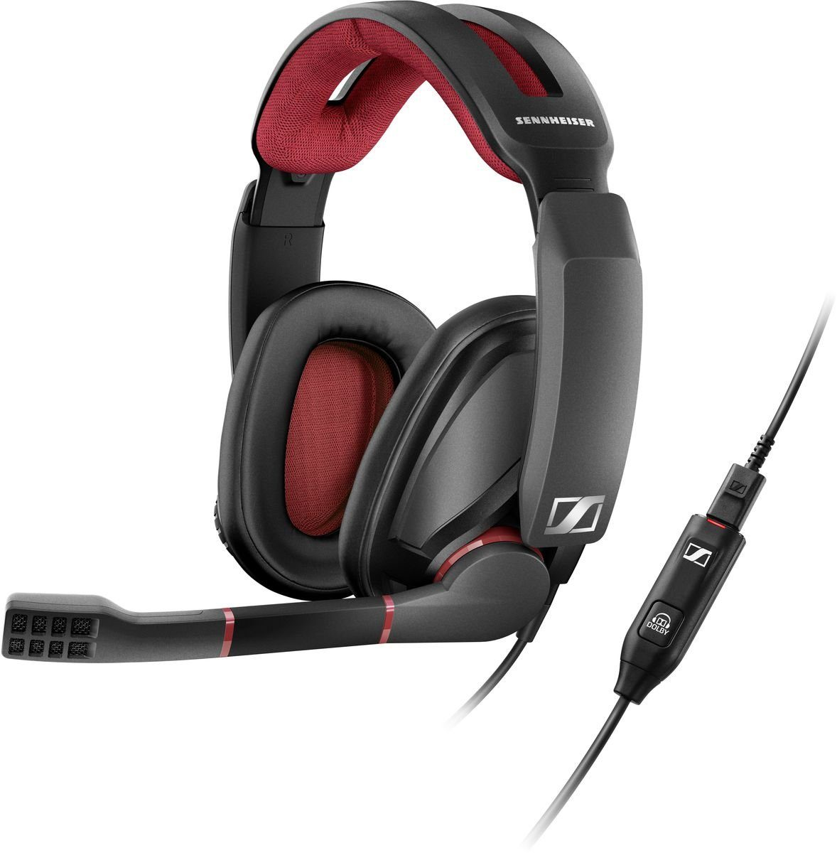 Sennheiser Gaming-Headset »GSP 350 - für PC-Gaming mit Surround-Sound«
