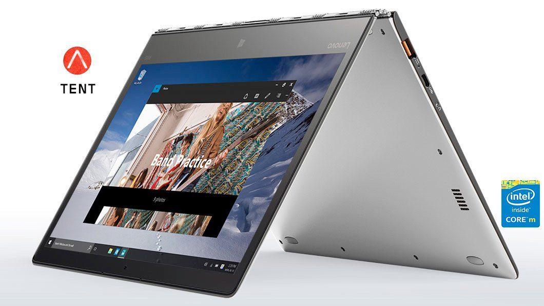 Lenovo Notebook »YOGA 900S-12ISK 6Y75 8GB Silber«