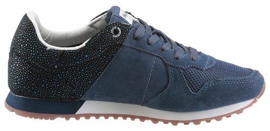 Pepe Jeans Verona Flash Sneaker, Riveting With Fashionable