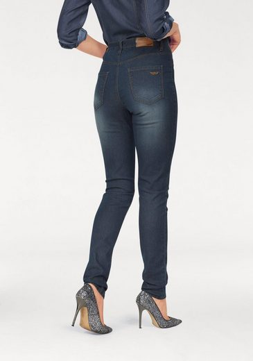Arizona Skinny-fit-Jeans »Shaping« High Waist