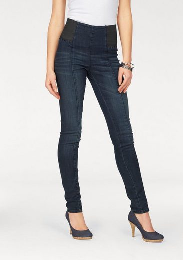 Arizona Skinny-fit-Jeans Shaping, High Waist Comfort-Stretch