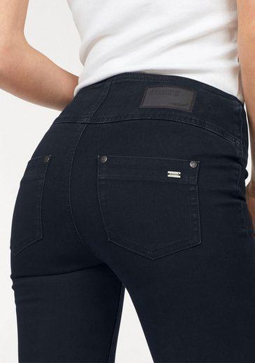 »shaping« Waist High fit Skinny jeans Arizona qwXtP1x