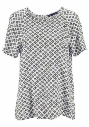 Marc O'Polo Shirtbluse, mit unterschiedlichen Allover-Prints