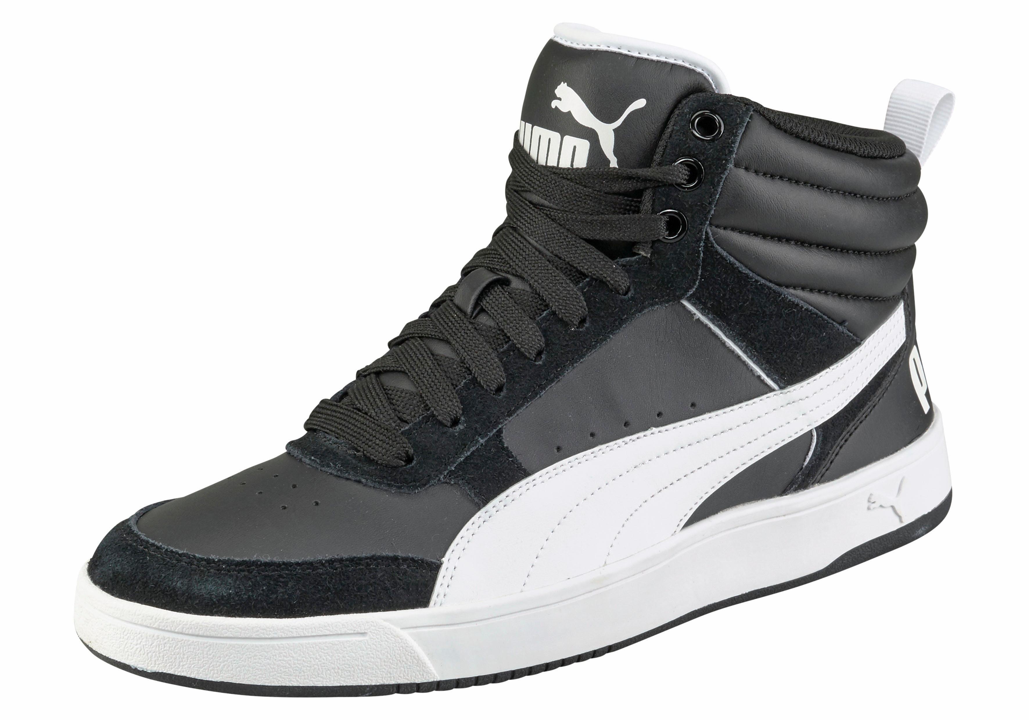 PUMA Rebound Street v2 Sneaker online kaufen  schwarz-weiß