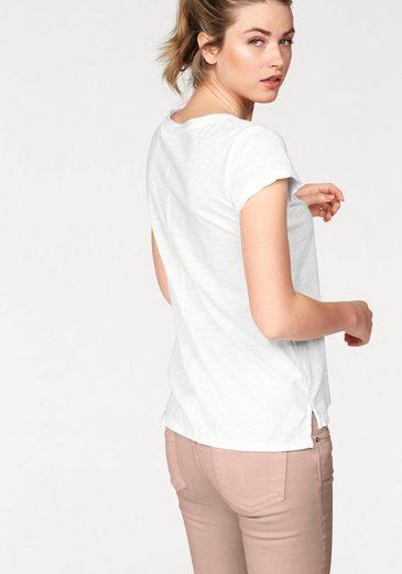 Marc O'Polo T-Shirt, mit großem Frontdruck