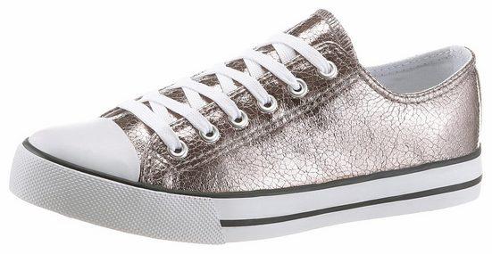 Arizona Sneaker, in glänzender Optik