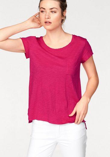 Marc O'Polo T-Shirt, mit kleiner Brusttasche