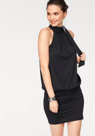 Laura Scott Cocktailkleid Neckholder