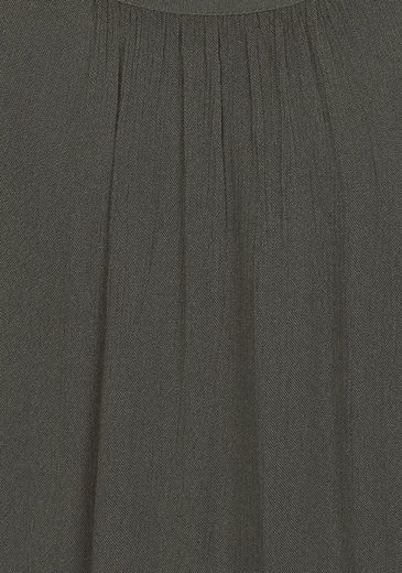 b.young Strandkleid Jelly (Set, mit Bindegürtel), mit tollem Deko-Einsatz im Rücken
