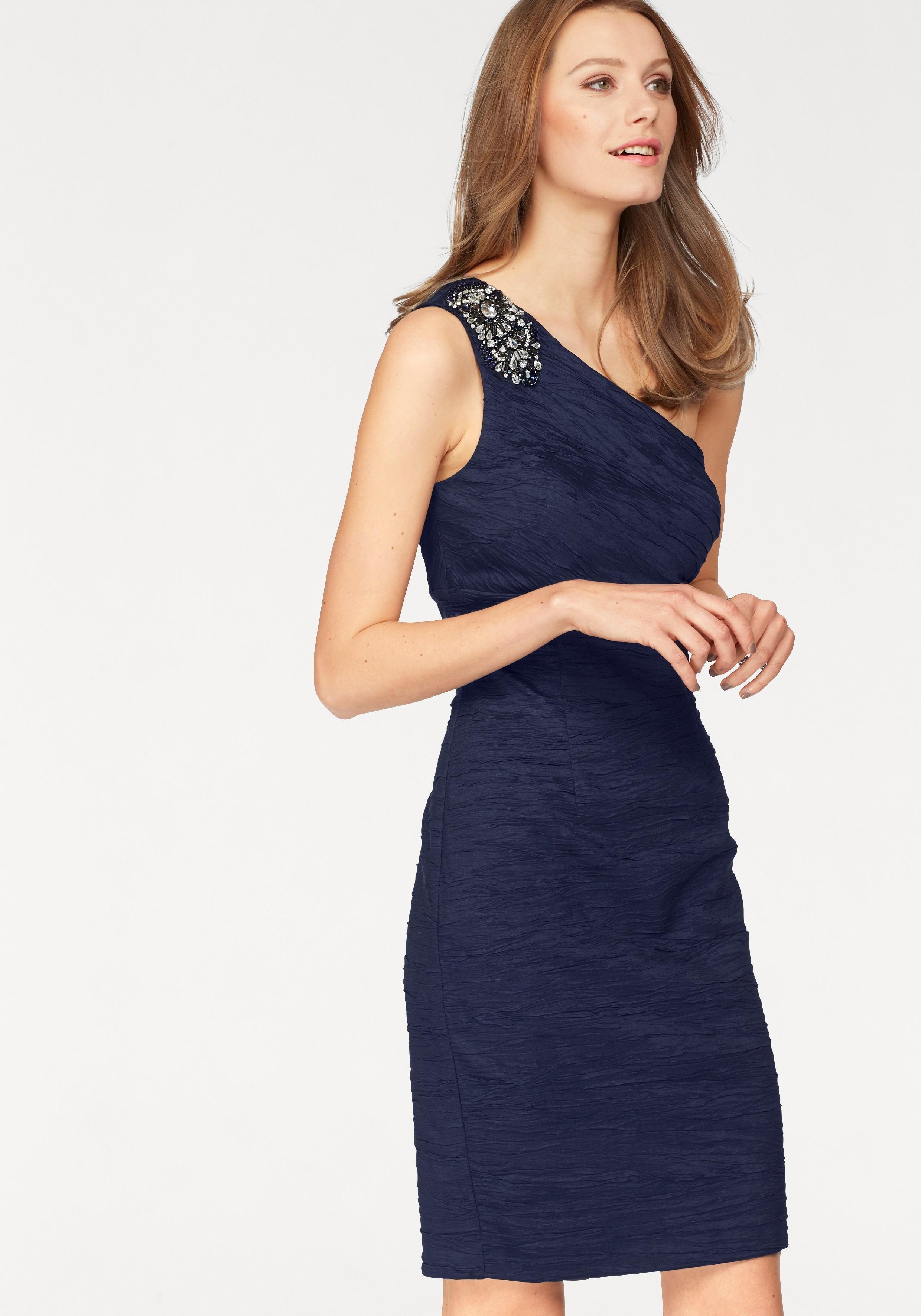 Siena Studio One-Shoulder-Kleid