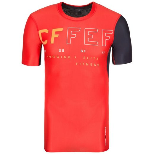 REEBOK CrossFit Compression Trainingsshirt Herren