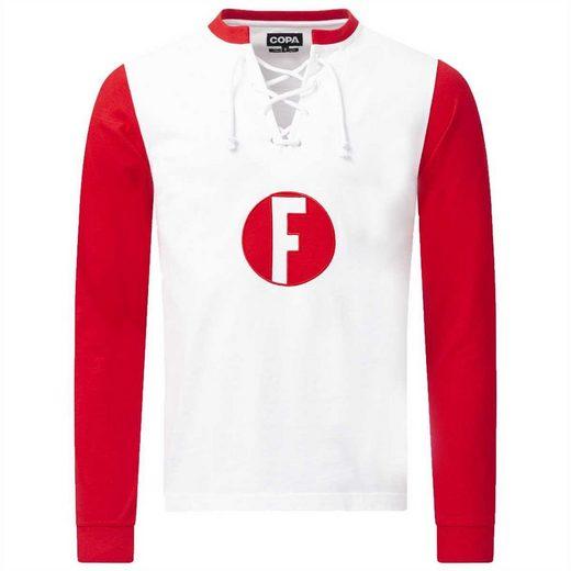 "Fortuna Düsseldorf Fußballtrikot »Retrotrikot ""1948""«"