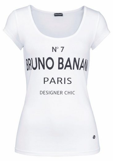 Bruno Banani T-Shirt, mit Statement-Print