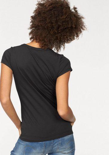 G-Star RAW V-Shirt Logo V-neck (Packung, 2er-Pack)
