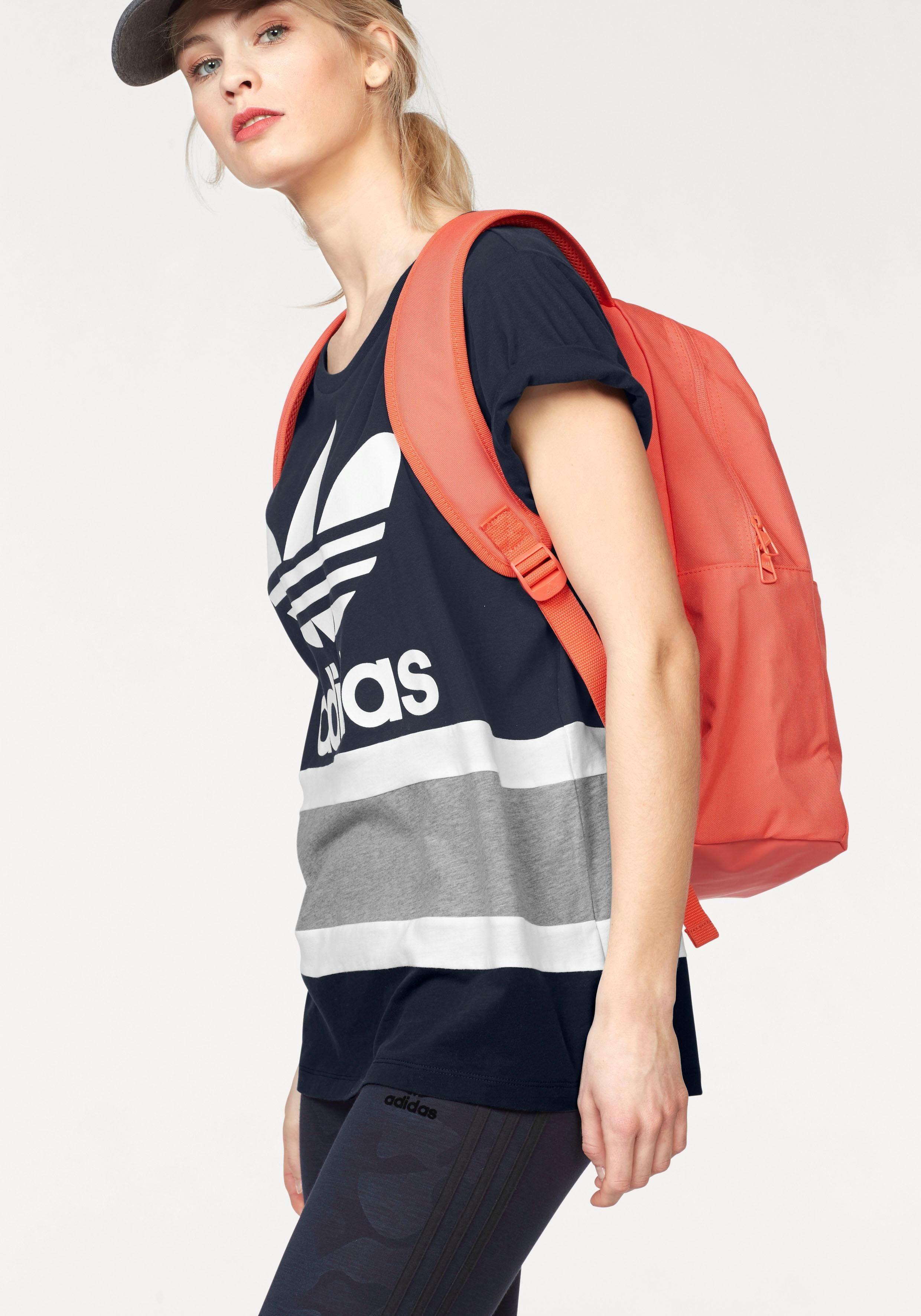 adidas Originals T-Shirt »BF TREFOIL TEE«, Großer Logo-Flockprint