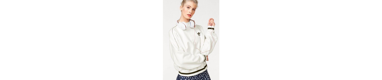 adidas Originals Sweatshirt SWEATER, Extra breiter Schnitt mit Reißverschluss auf der Schulter