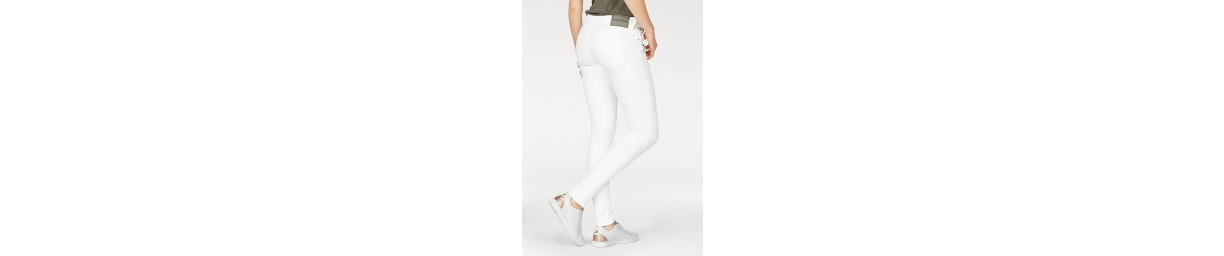 Replay Skinny-fit-Jeans, mit Coin Zip Pocket