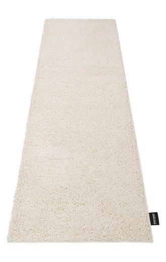 Hochflor-Läufer »Shaggy Soft«, Bruno Banani, rechteckig, Höhe 30 mm, gewebt