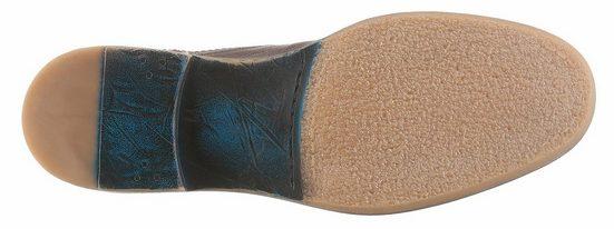 Bugatti Schnürschuh, mit wertiger Ziernaht an der Laufsohle