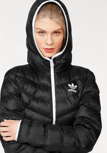 adidas Originals Steppjacke SLIM JACKET, Warm wattiert