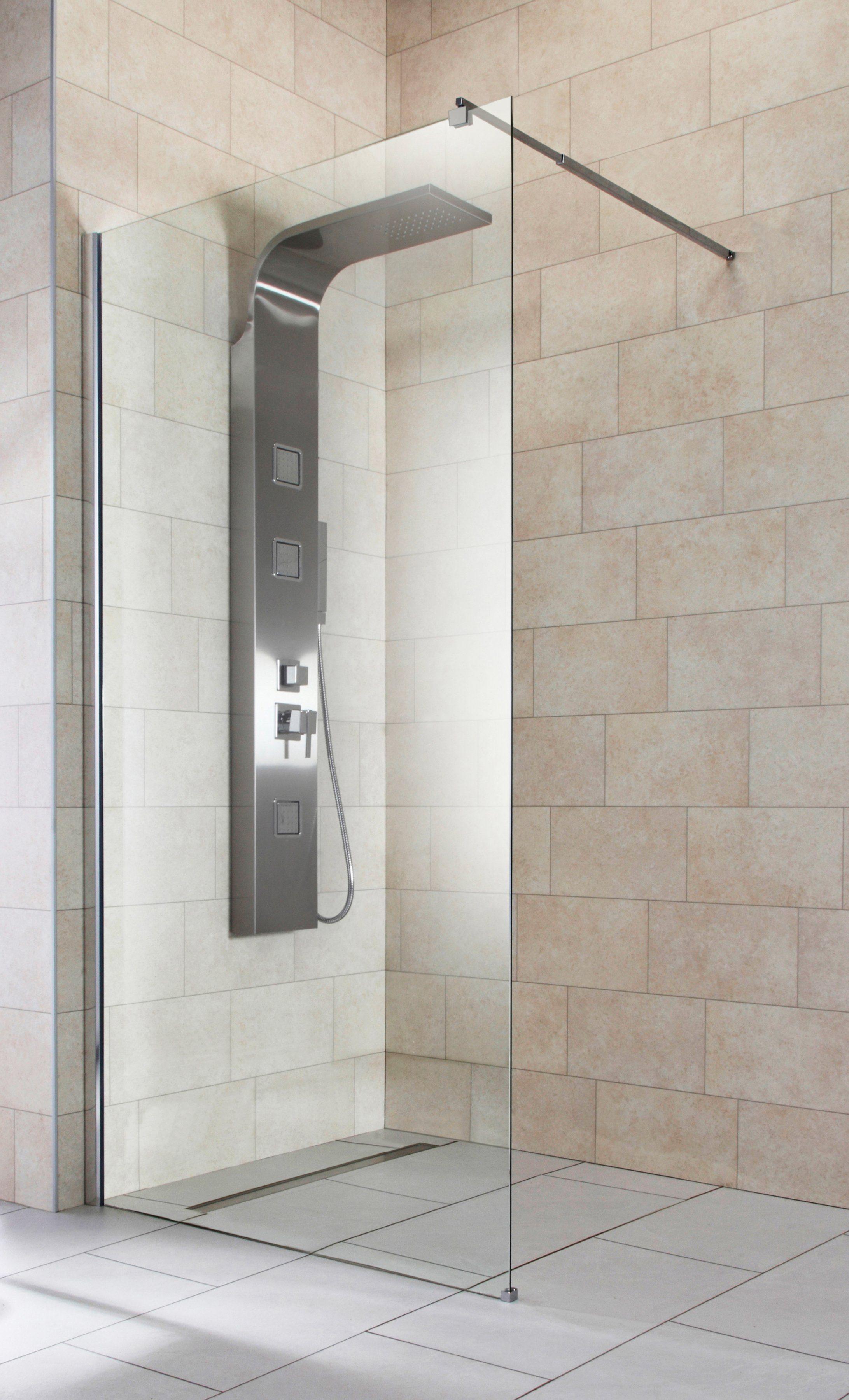 Walk-In Dusche »Duschabtrennung«, Breite 100 cm