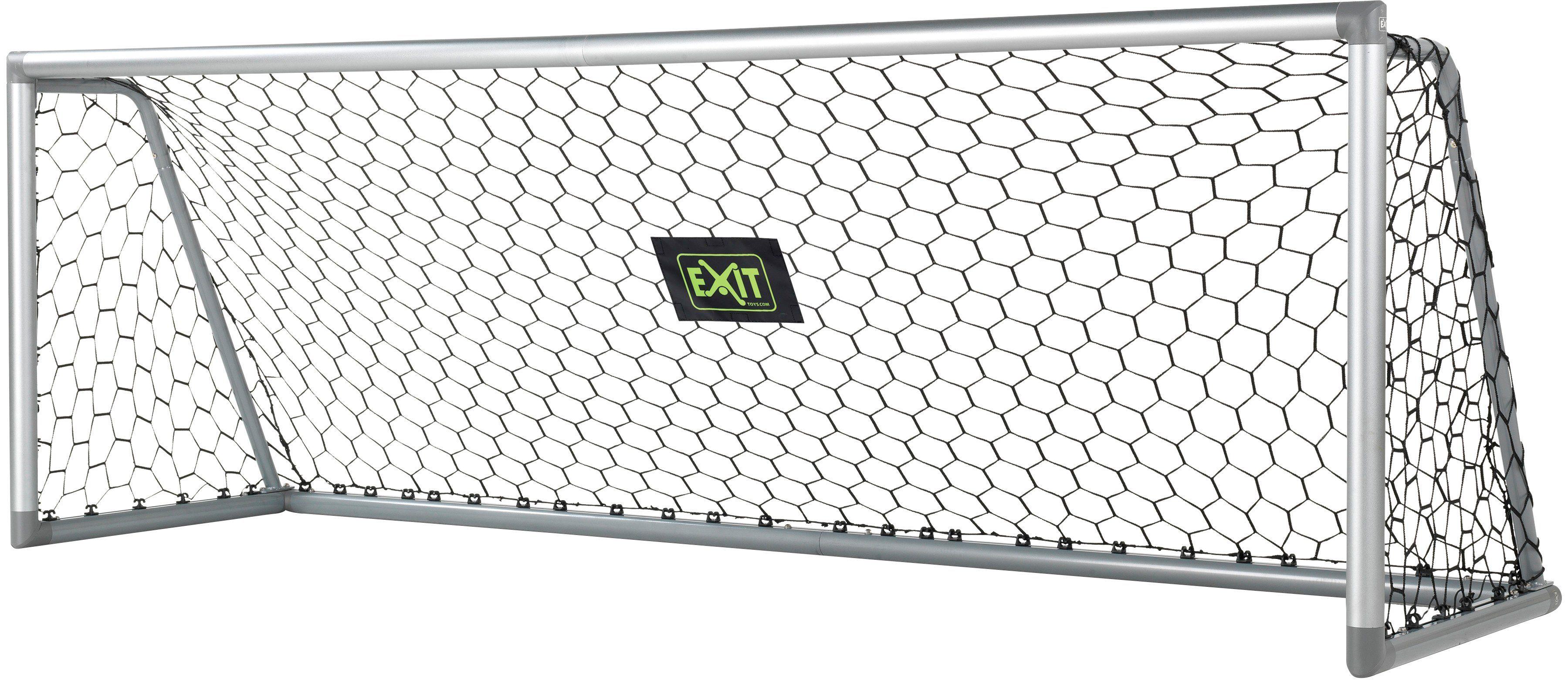 EXIT Fußballtor »Scala«, B/T/H: 300/80/100 cm, aus Aluminium