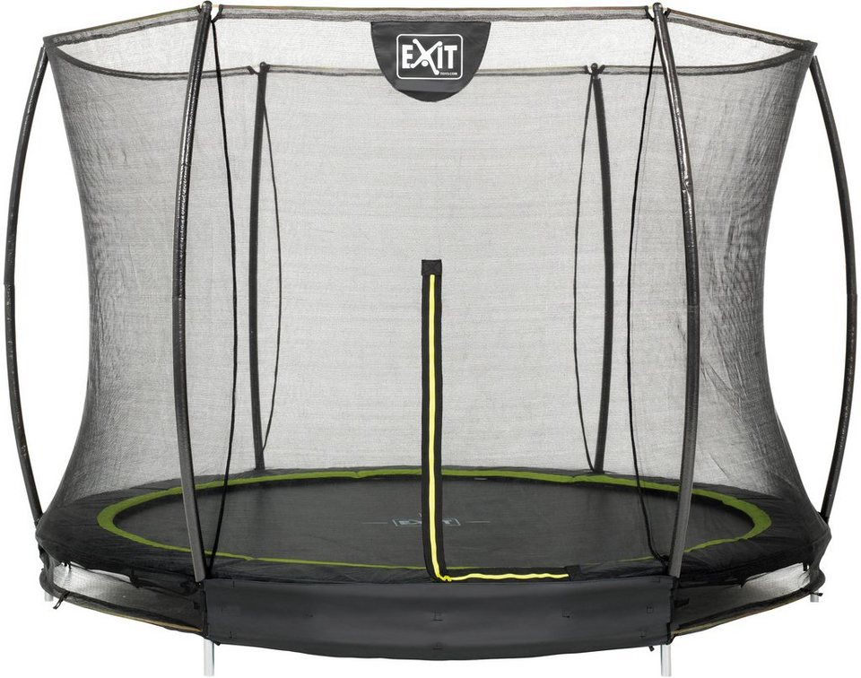 exit trampolin silhouette ground 244 cm spa. Black Bedroom Furniture Sets. Home Design Ideas