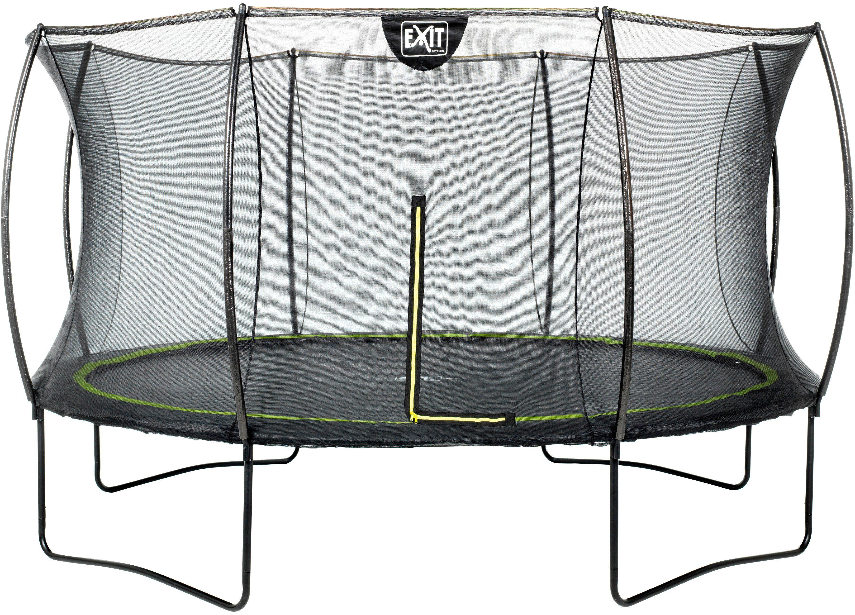 EXIT Trampolin »Silhouette«, Ø: 366 cm