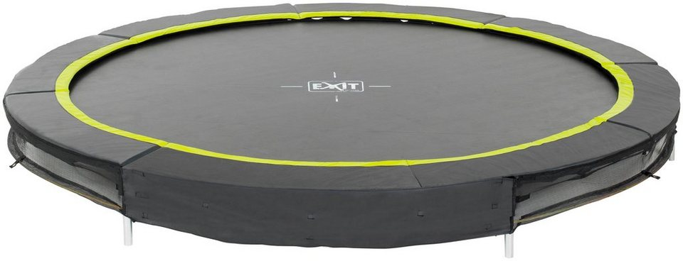 exit trampolin silhouette ground 244 cm f r den. Black Bedroom Furniture Sets. Home Design Ideas
