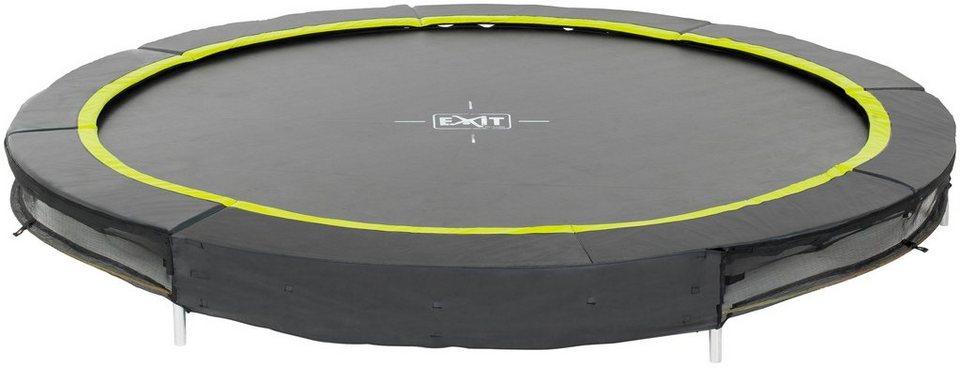 exit trampolin silhouette ground 305 cm f r den. Black Bedroom Furniture Sets. Home Design Ideas