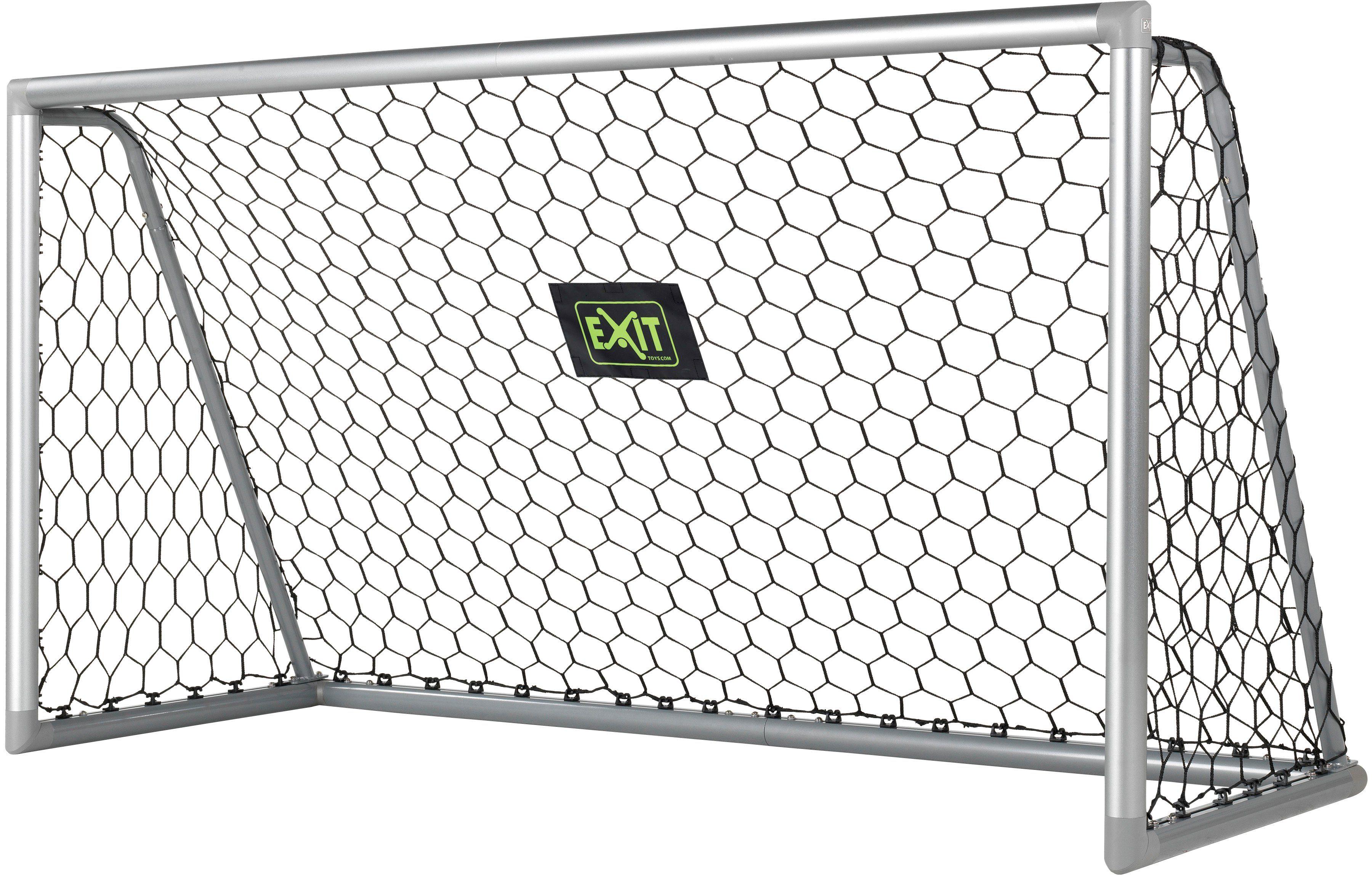 EXIT Fußballtor »Scala«, B/T/H: 220/80/120 cm, aus Aluminium