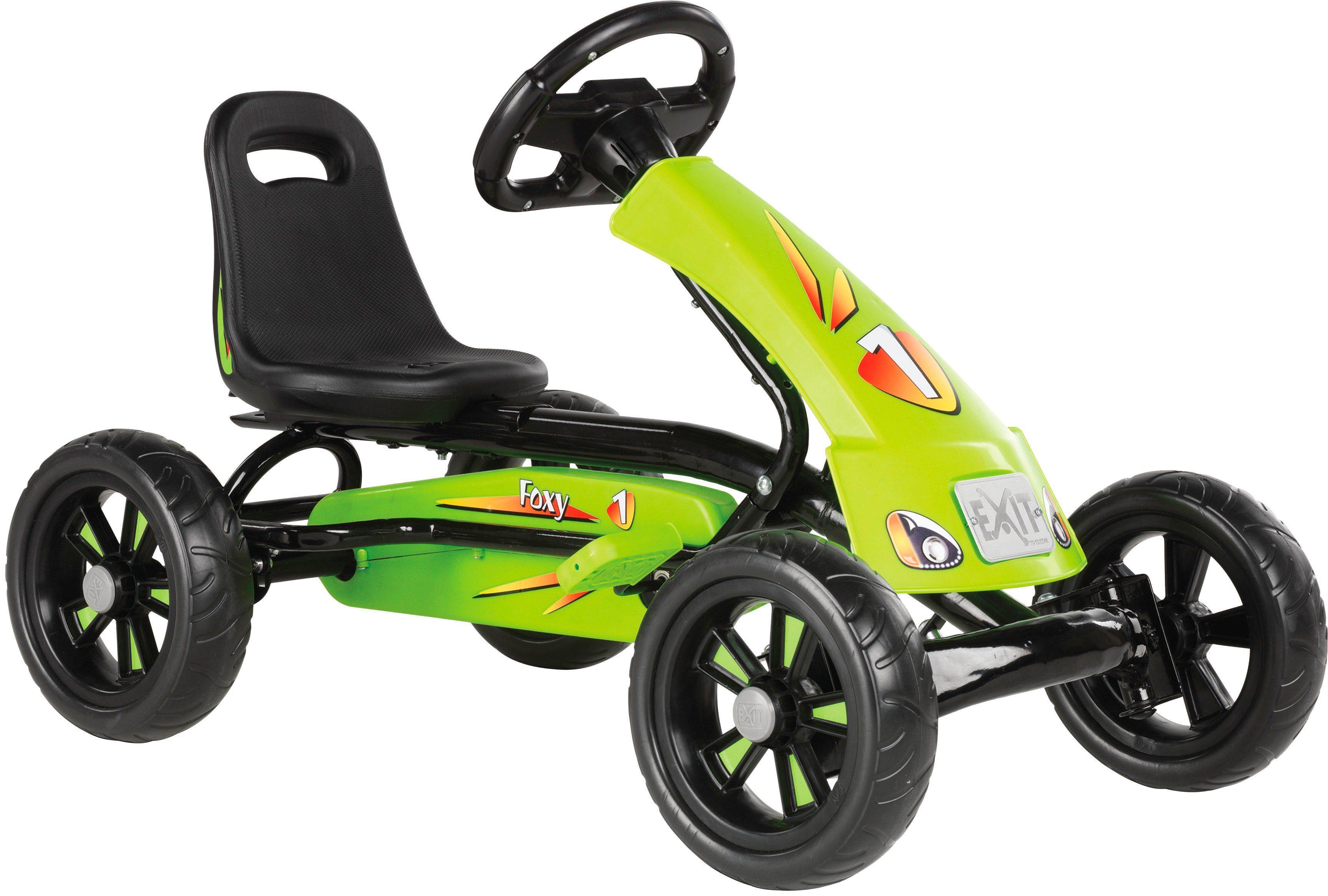 EXIT Go-Kart »Foxy Pedal«, für Kinder von 2-5 Jahren
