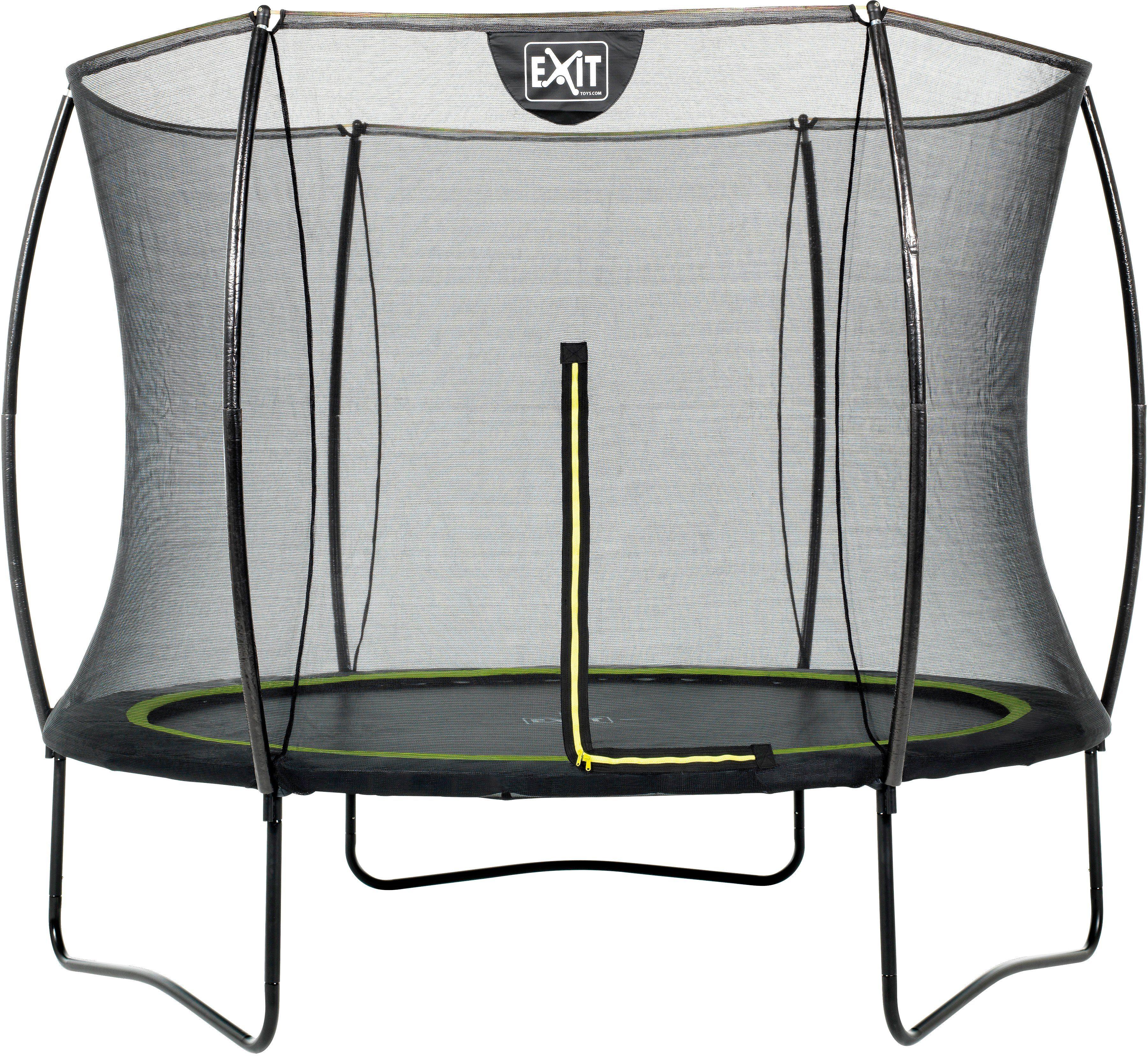 EXIT Trampolin »Silhouette«, Ø: 244 cm