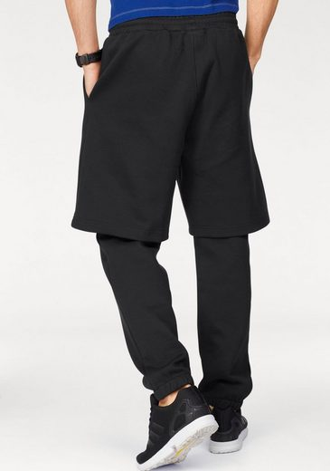adidas Originals Jogginghose WINTER D-SWEATPANT, 2-in-1 Optik