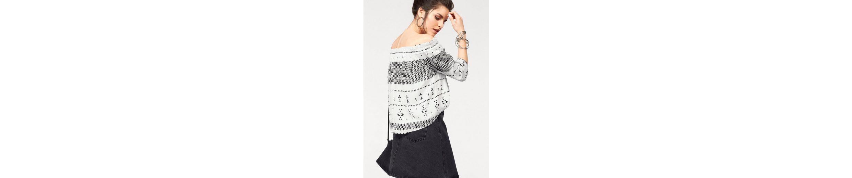 Vero Moda Carmenbluse JAMIE, mit Ethno-Muster
