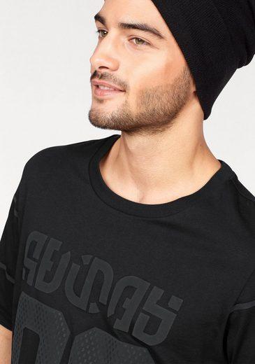 adidas Originals T-Shirt, Gummierter 3D Druck