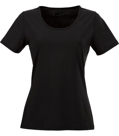TRIGEMA T-Shirt aus Biobaumwolle