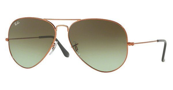 ray ban sonnenbrille aviator large metal
