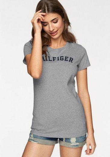 TOMMY HILFIGER T-Shirt mit Logodruck