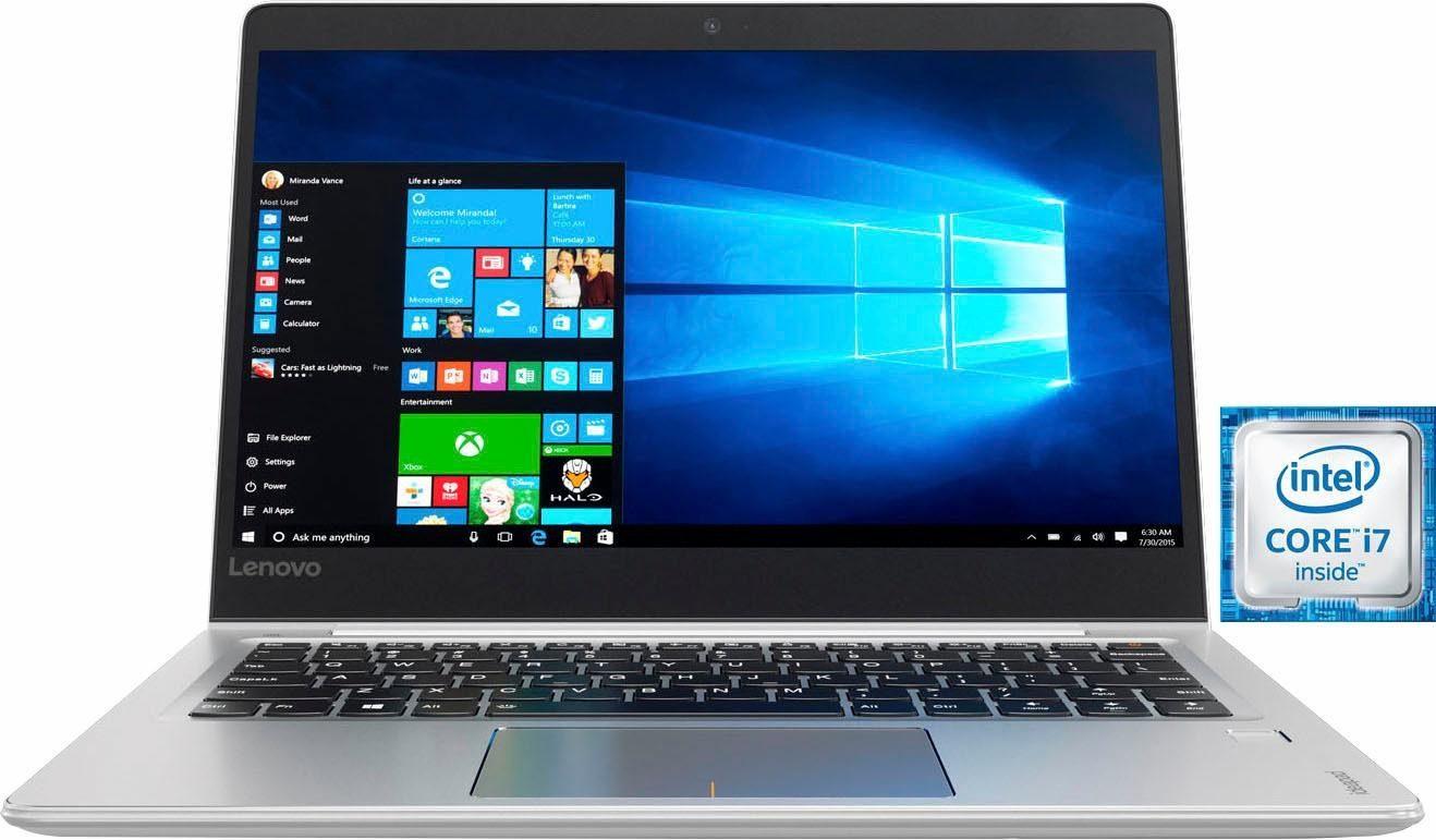 Lenovo ideapad 710S Plus-13IKB Notebook, Intel® Core™ i7, 33,8 cm (13,3 Zoll), 512 GB Speicher