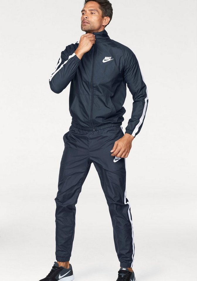 nike sportswear trainingsanzug men nsw trk suit wvn. Black Bedroom Furniture Sets. Home Design Ideas