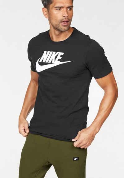 shirt schwarz herren nike