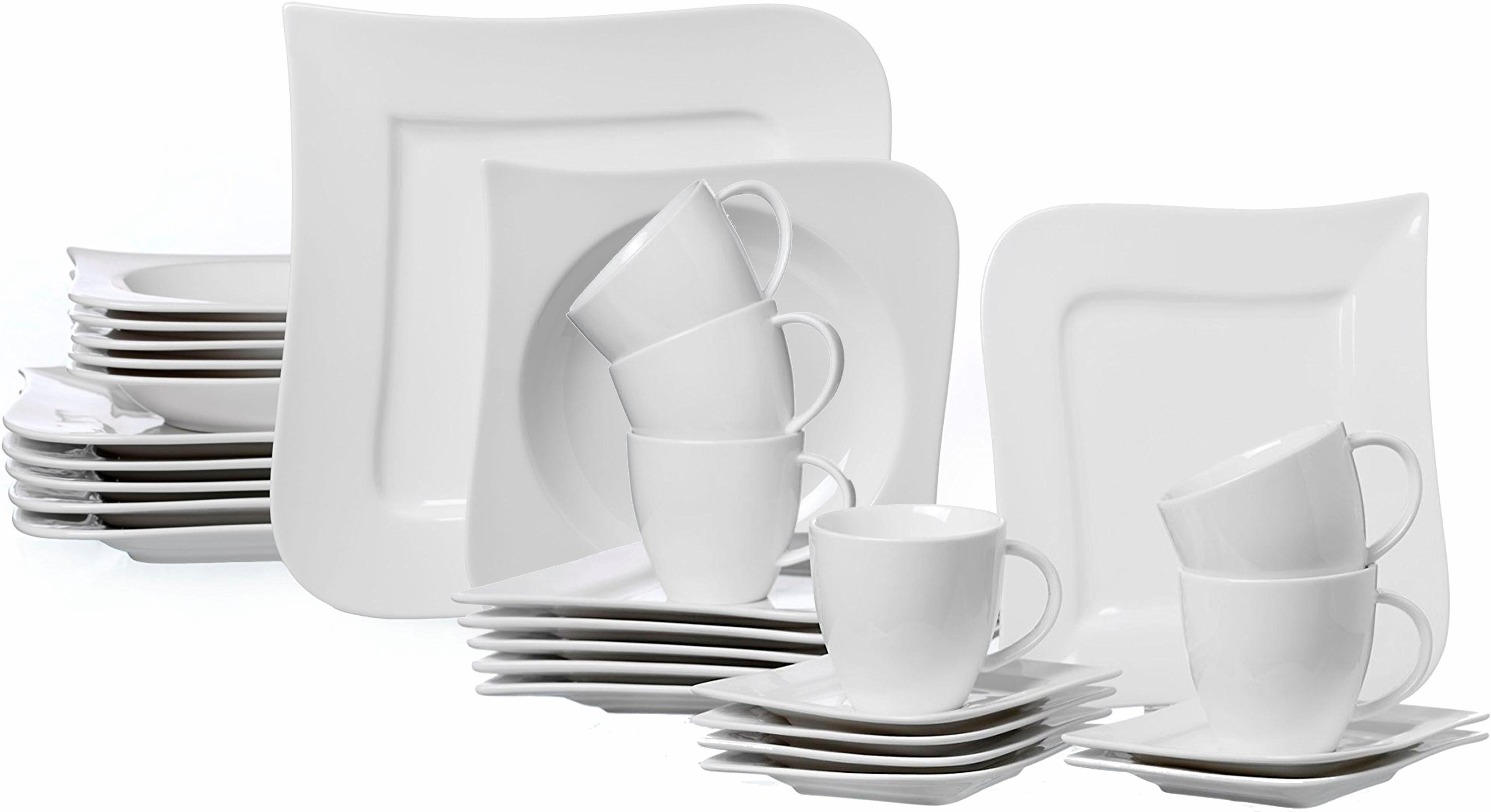 Ritzenhoff /& Breker VIA Melodie Kaffeeservice 18-teilig Porzellan