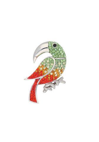 Брошь »Papagei«