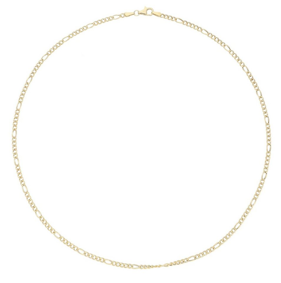 Firetti Gliederkette »Figaro« | Schmuck > Halsketten > Gliederketten | Goldfarben | Firetti