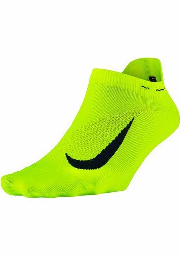 Nike Lauf-Sneakersocken mit seitlichem Swoosh