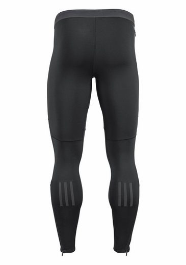adidas Performance Lauftights RESPONSE CLIMAWARM TIGHT MEN, mit Climawarm Technologie