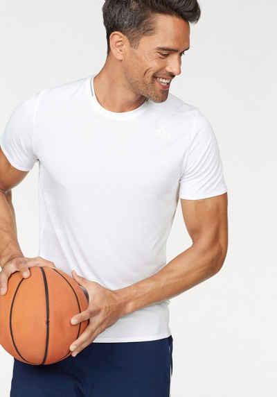 adidas Performance Laufshirt »SUPERNOVA SHORTSLEEVE TEE MEN«, mit reflektierenden Streifen
